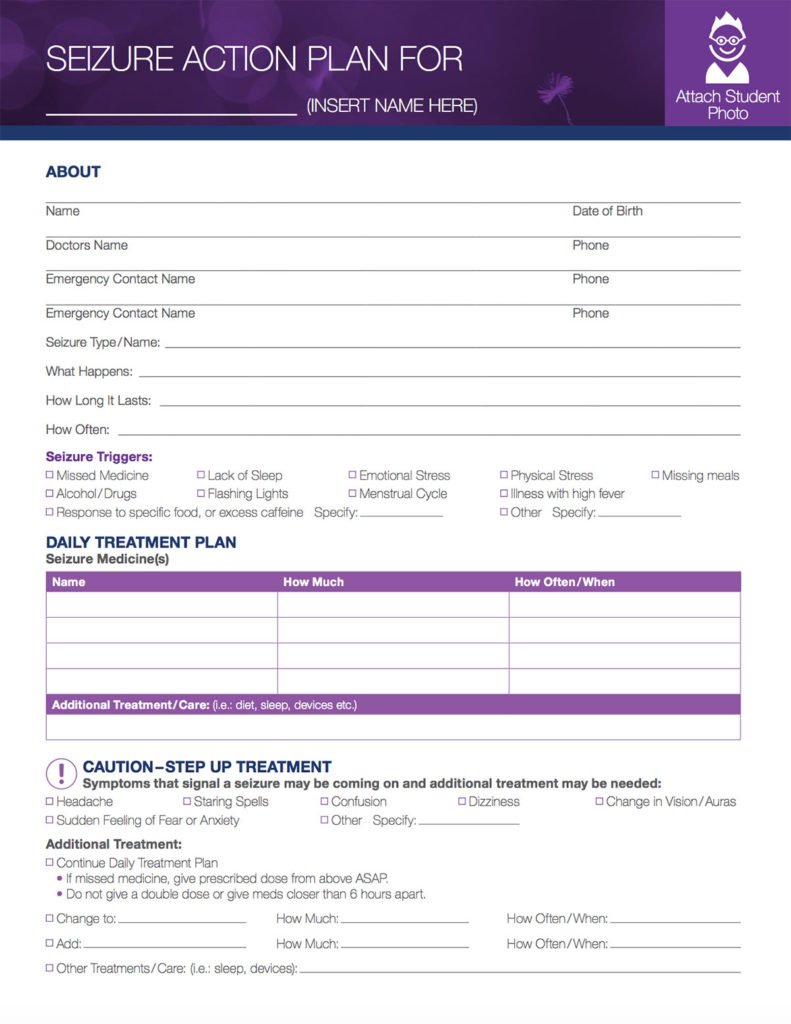 29 Printable Action Plan Form Templates - Fillable Samples ...