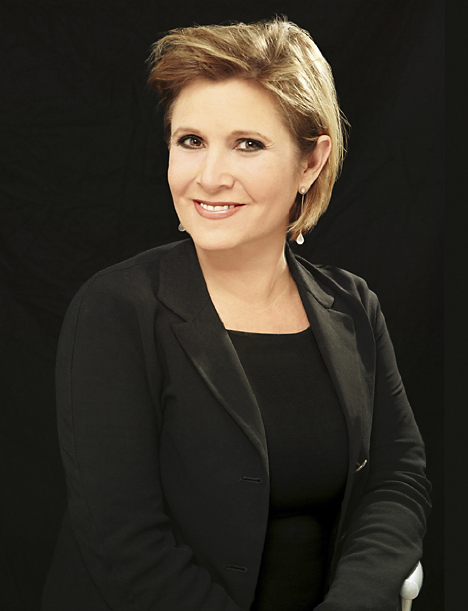 "Carrie Fisher's Last Advice, ""As Your Bipolar Sister"""