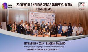 2020 World Neuroscience and Psychiatry Conference @ Avani Atrium Bangkok Hotel