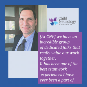Getting to know the CNF Team – Stephen M. Peters