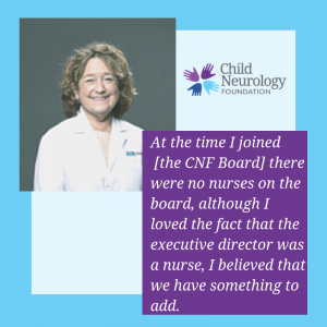 Getting to know the CNF team – Sue Yudovin