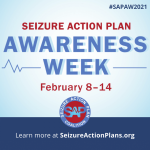 First annual Seizure Action Plan Awareness Week launches